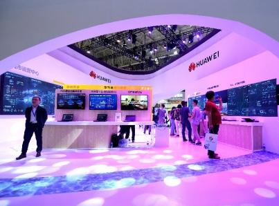 Ingresos de Huawei aumentan 23.2 por ciento pese a restricciones de EUA