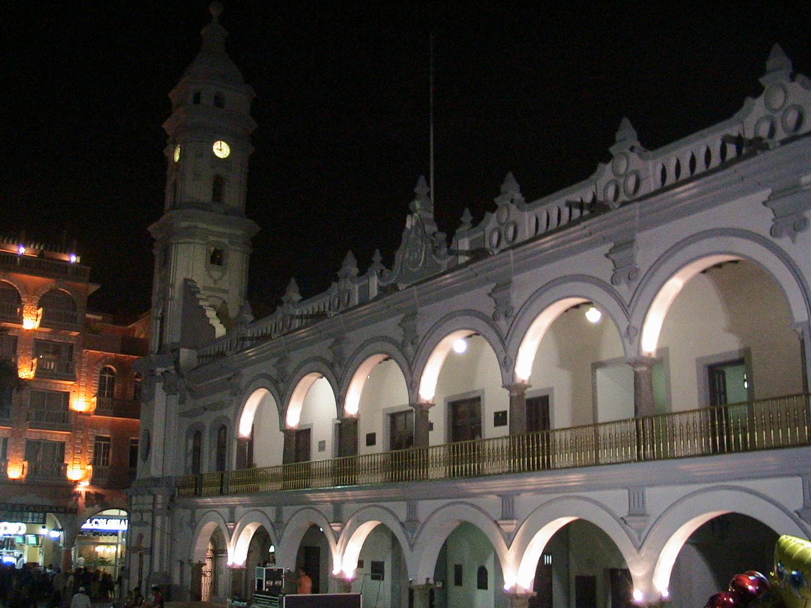 Palacio Municipal Veracruz