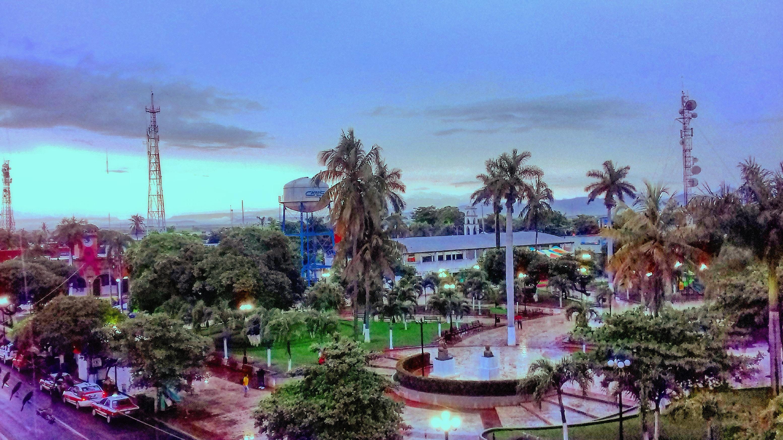 Parque Central Revolución, Cardel