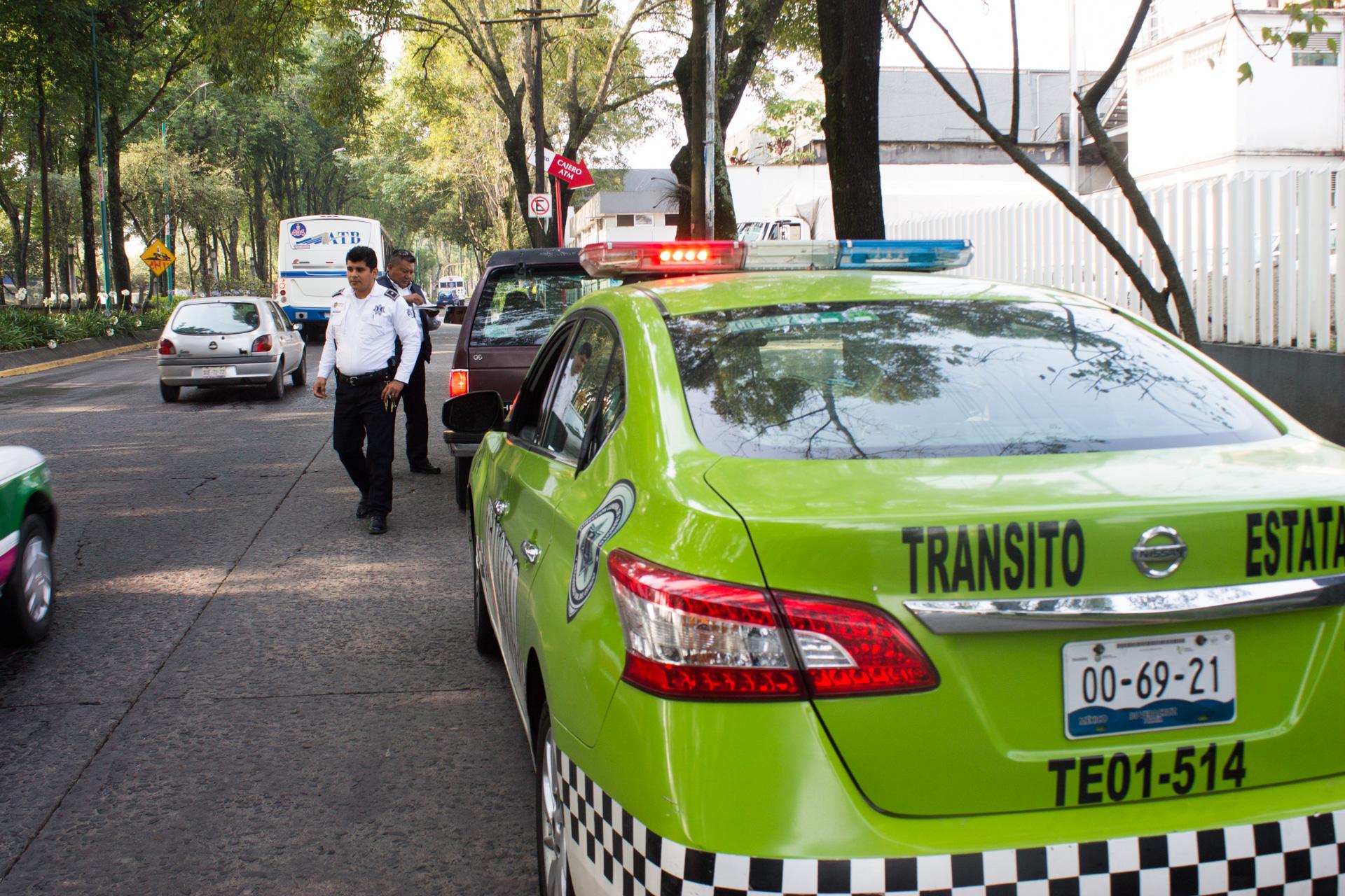 Operativos de supervisión vial no  se han interrumpido: Tránsito del Estado