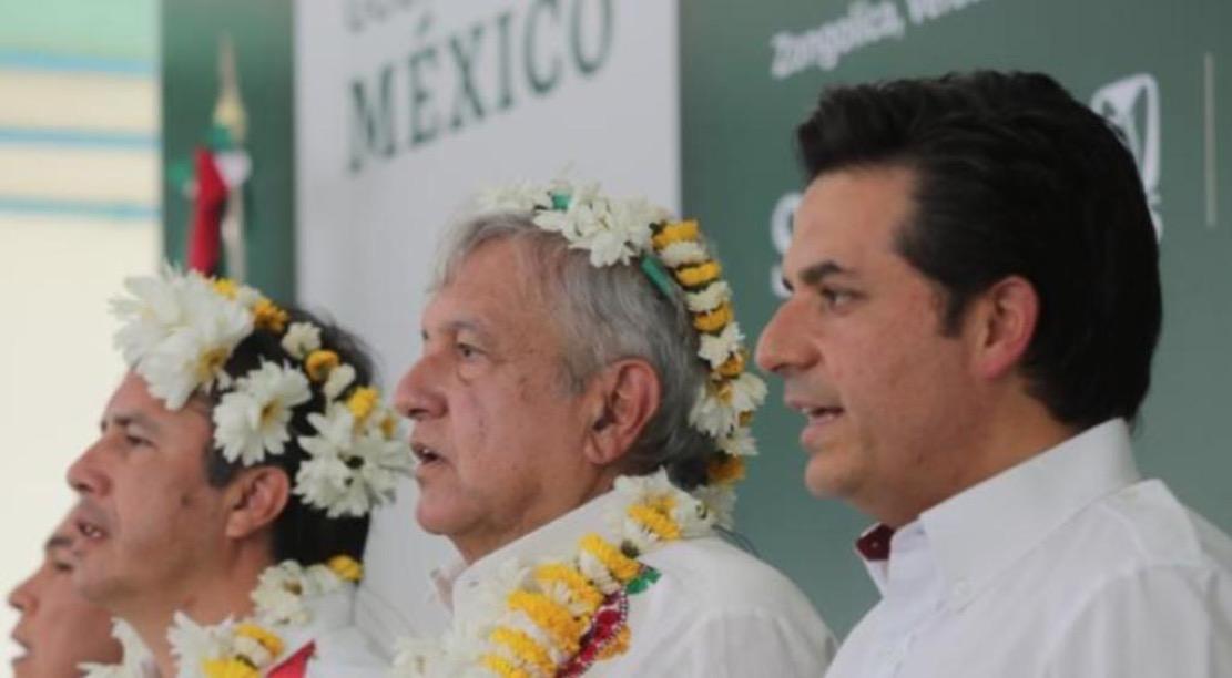 En Veracruz, un gobernador corrupto sustituyó a otro gobernador corrupto: AMLO