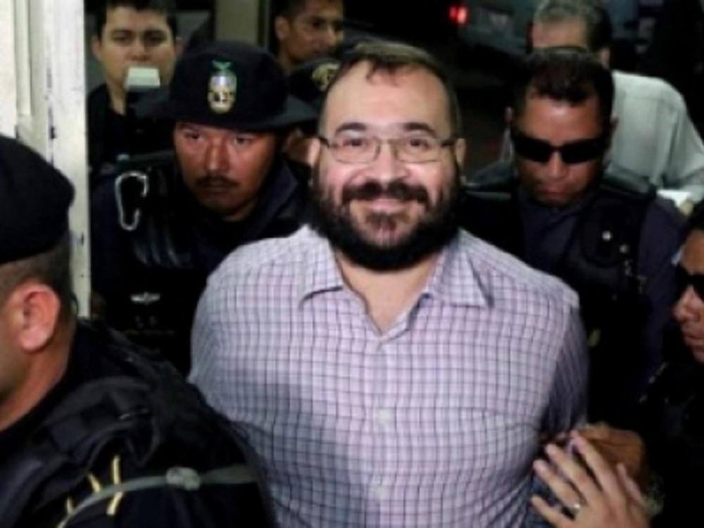 Exgobernador Javier Duarte seguirá en prisión