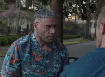"""Fred Durst presenta tráiler de """"The fanatic"""" con John Travolta"""
