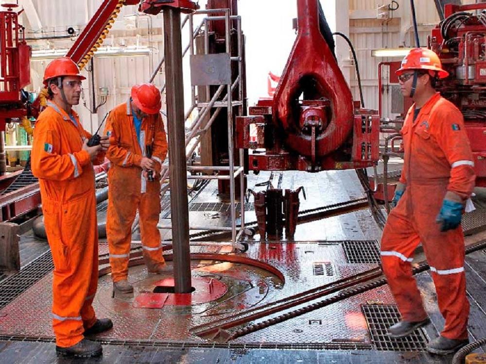 Gremio petrolero logra incremento salarial del 3.37 por ciento