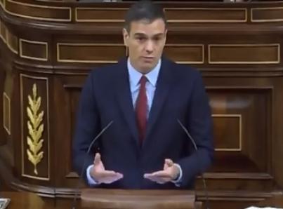 Congreso español vota en contra de investidura de Pedro Sánchez