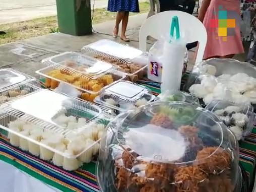 Realizan la Primera Feria Agroecológica en el municipio de Coetzala