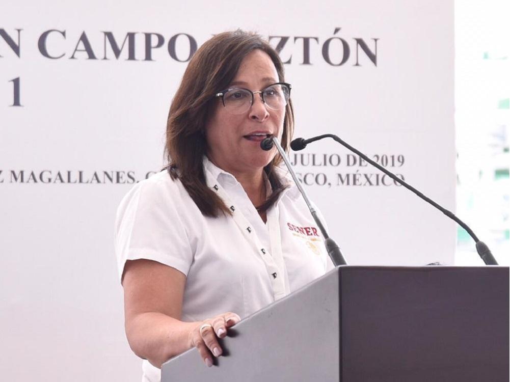 Rocío Nahle condenó la violencia que sufre el sur de Veracruz