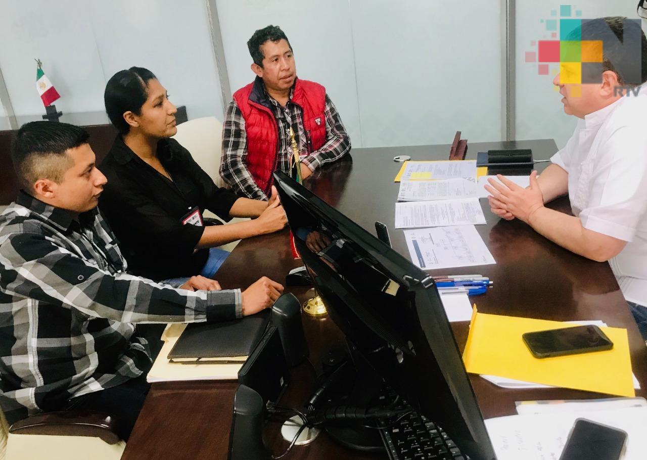 Acuerdan SSP y Concejo Municipal de Mixtla de Altamirano trabajar por la paz pública