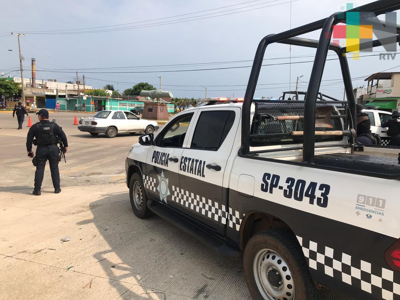 Próximo año se reforzará la seguridad en Veracruz: Cuitláhuac García