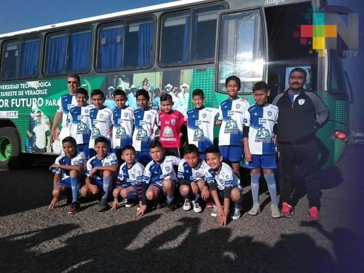Tuzos Nanchital presentes en Copa Mina