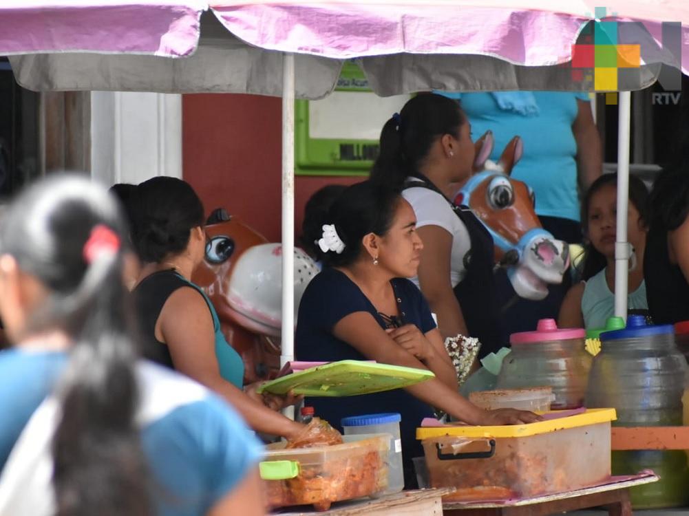 Por medidas sanitarias, buscan reducir presencia de personas en mercado y tianguis de Tantoyuca