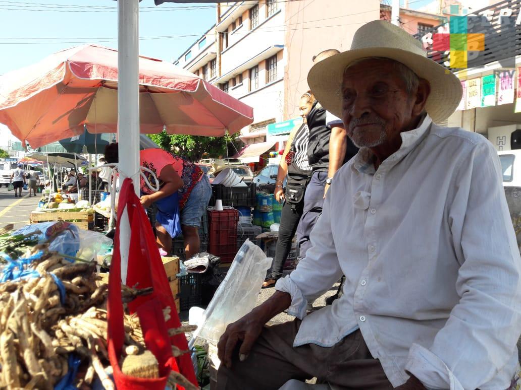 Don Gabriel cerca de vivir el centenario