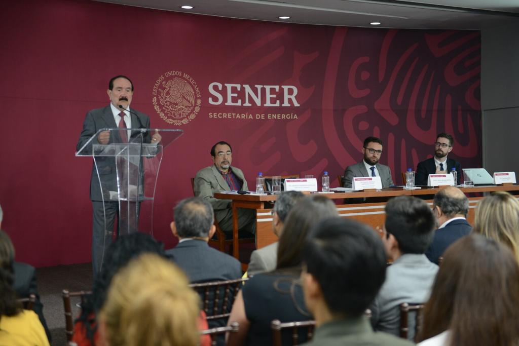 El Gobierno de México trabaja en impulsar el desarrollo del sector energético