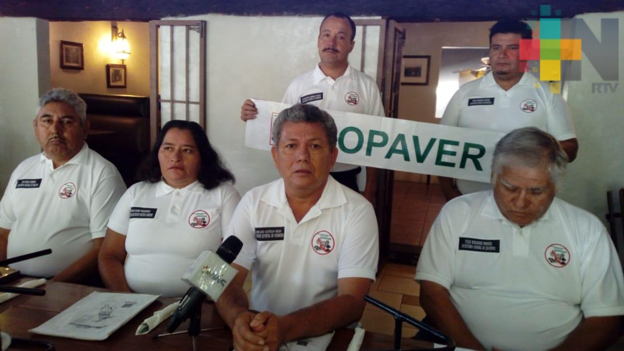 Taxistas a favor de operativos de la Guardia Nacional