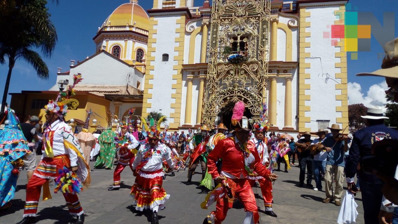 Hoy festejan a la Virgen María Magdalena en Xico