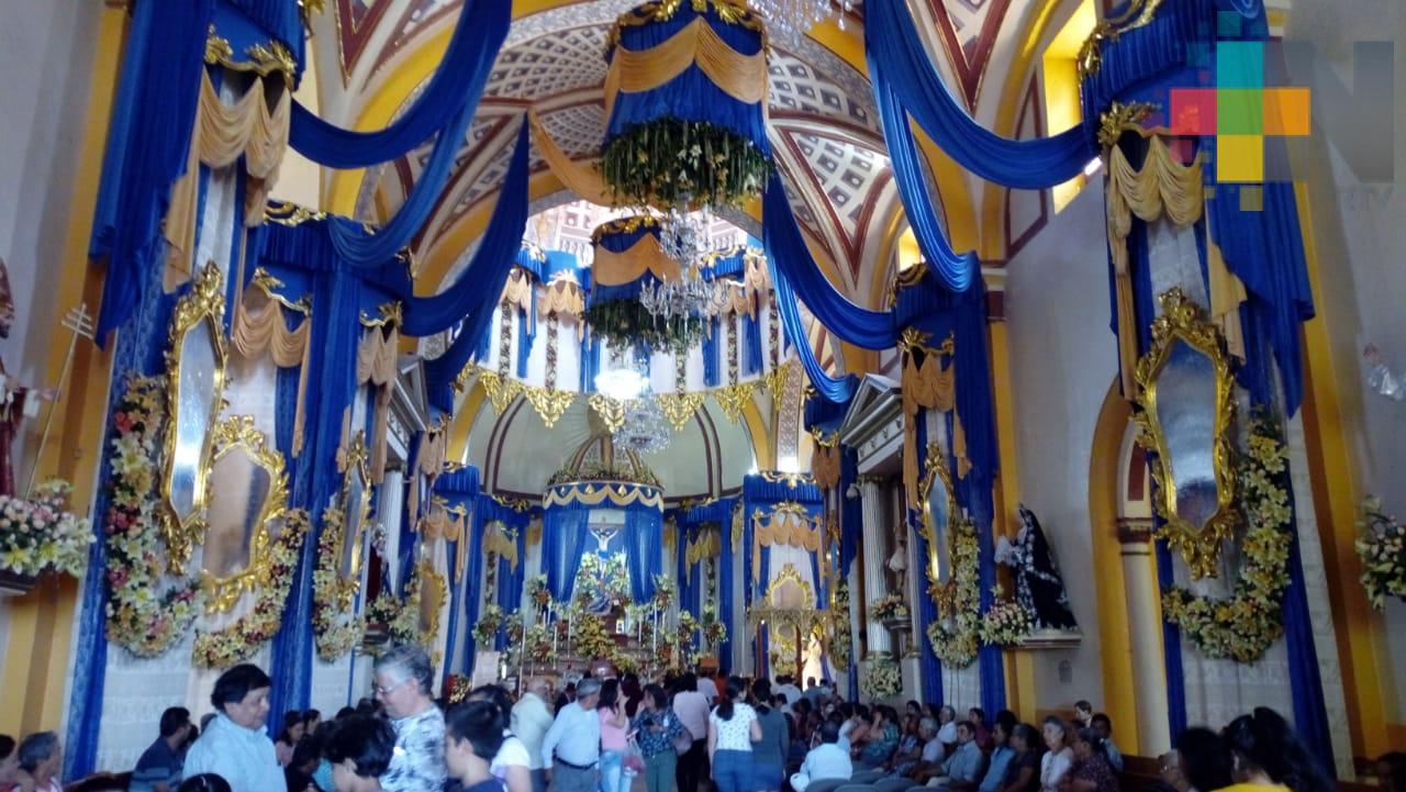Xico suspende las fiestas patronales de Santa María Magdalena 2020