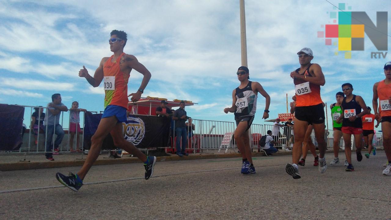 Lanzan convocatoria para Circuito Nacional de Caminata, Coatzacoalcos 2020