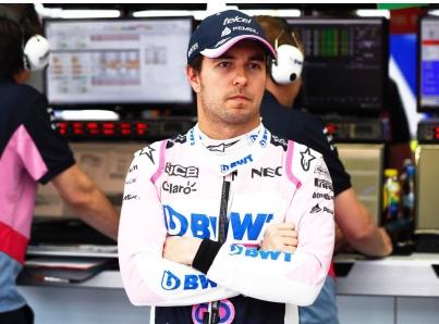 """Checo"" Pérez sigue cerca de top ten en práctica tres de GP de Alemania"