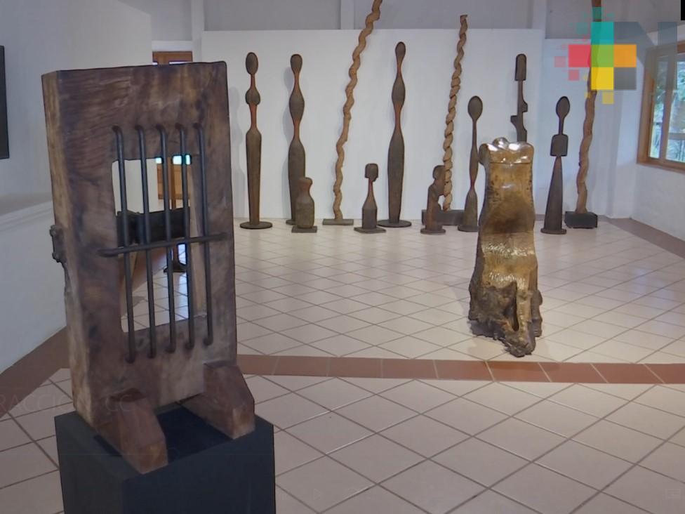IVEC invita a visitar exposición de Moisés Avendaño