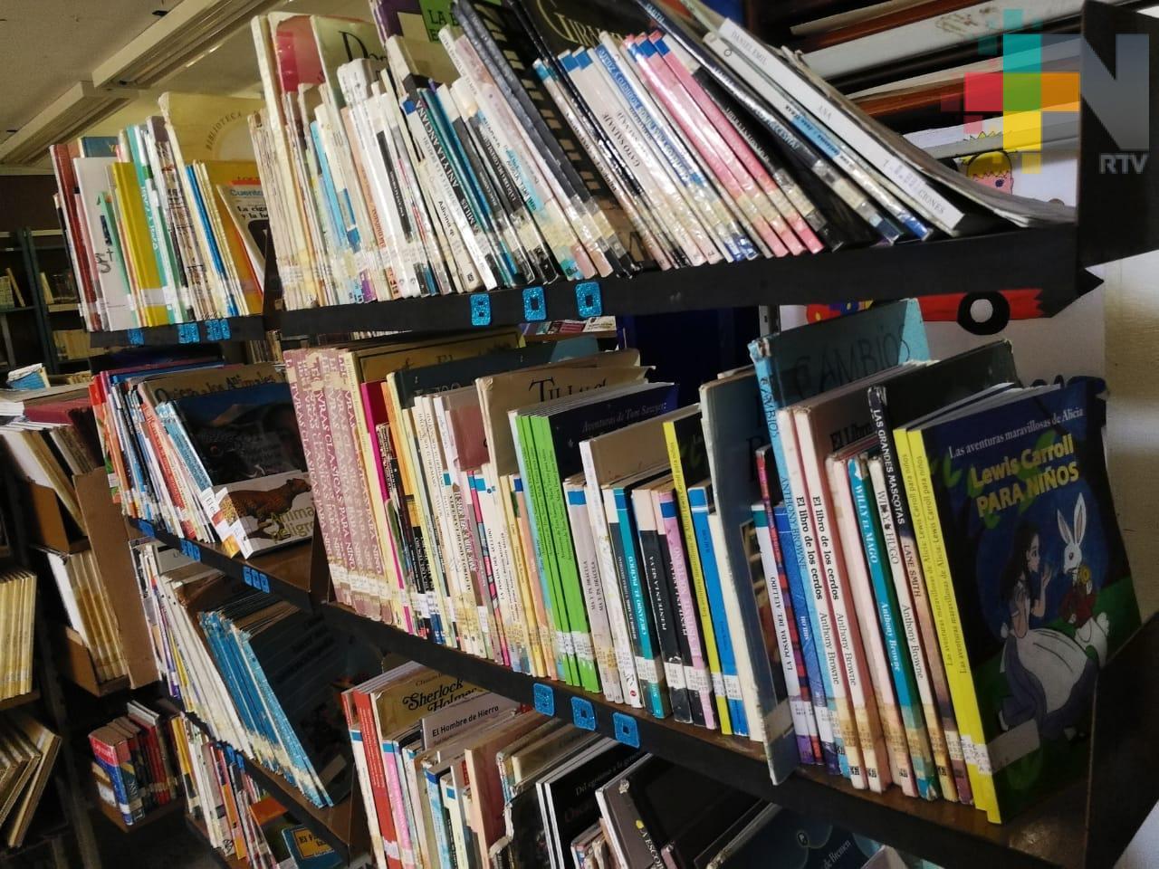 Realizarán Encuentro Nacional de Bibliotecas Escolares