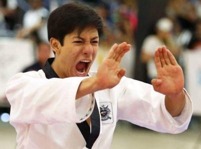 Taekwondoín Marco Arroyo da a México primera medalla en Lima 2019