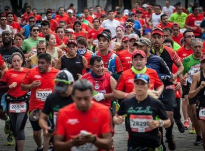 Concluye operativo por Medio Maratón; reportan un corredor fallecido