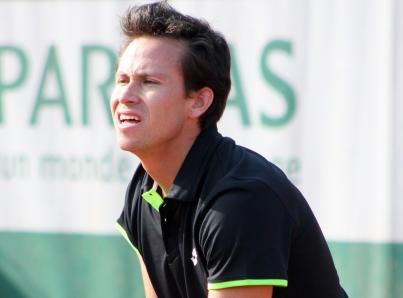 Miguel Ángel Reyes-Varela avanza en Challenger de Bangkok
