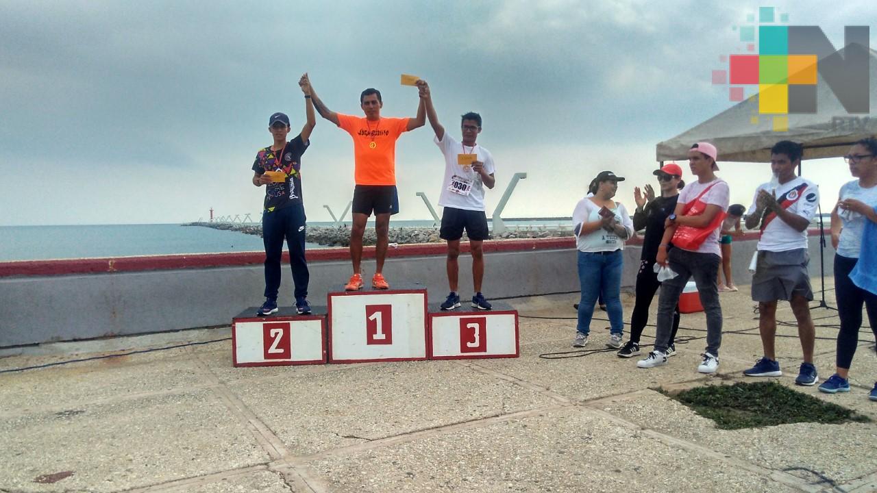 Rodrigo Córdoba ganó la Carrera Patitas 5K