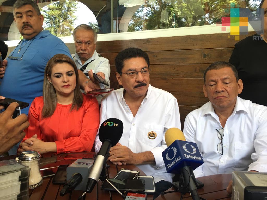 Confía Ulises Ruiz en fallo a favor de su registro como candidato a dirigencia nacional del PRI