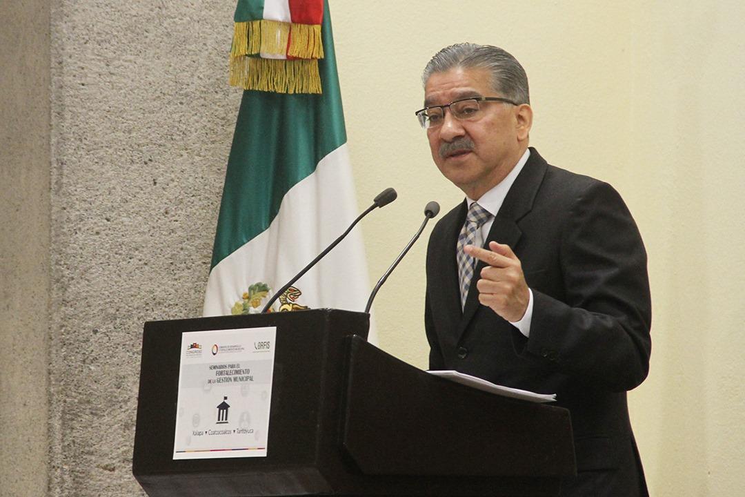 En espera de la determinación de Congreso para buscar la reelección en Orfis: Portilla Vásquez