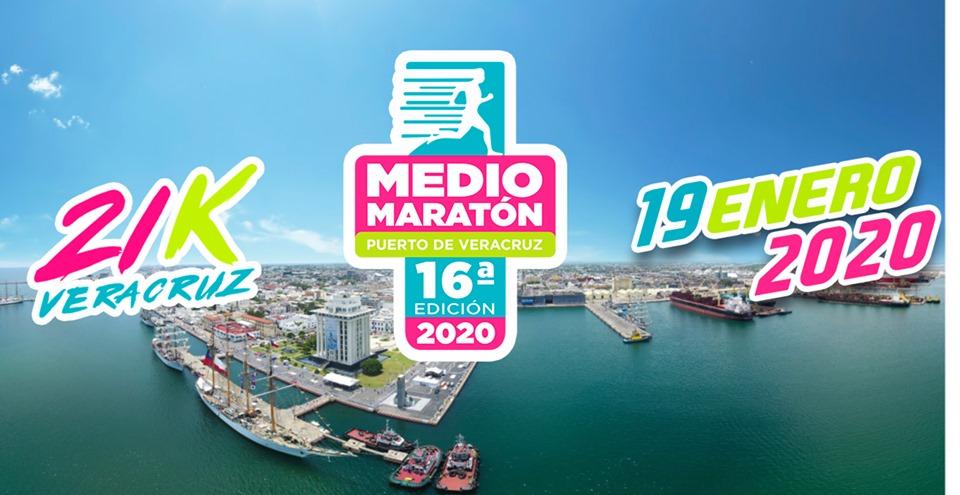 Medio Maratón Puerto de Veracruz aumentará número de participantes en 2020