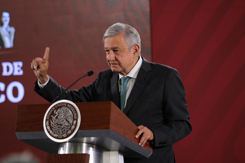 Pide el presidente Andrés Manuel López Obrador, investigar a la Fiscalía de Veracruz