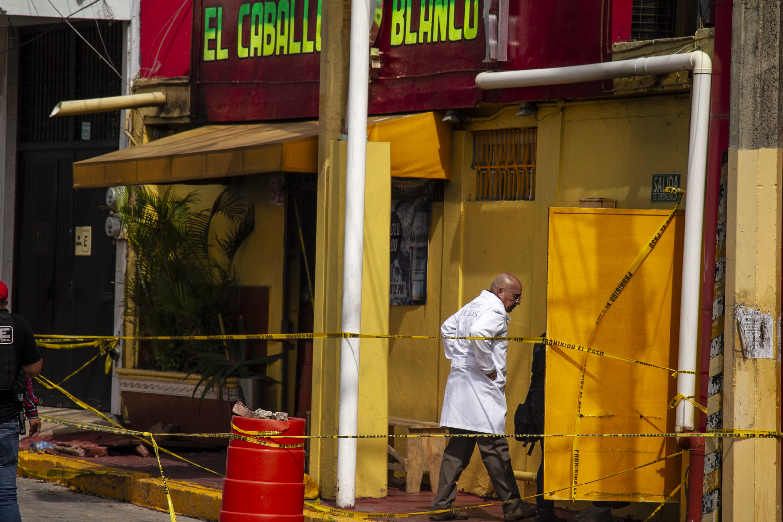 FGR dará a conocer avances sobre ataque a bar de Coatzacoalcos: Gobernador de Veracruz