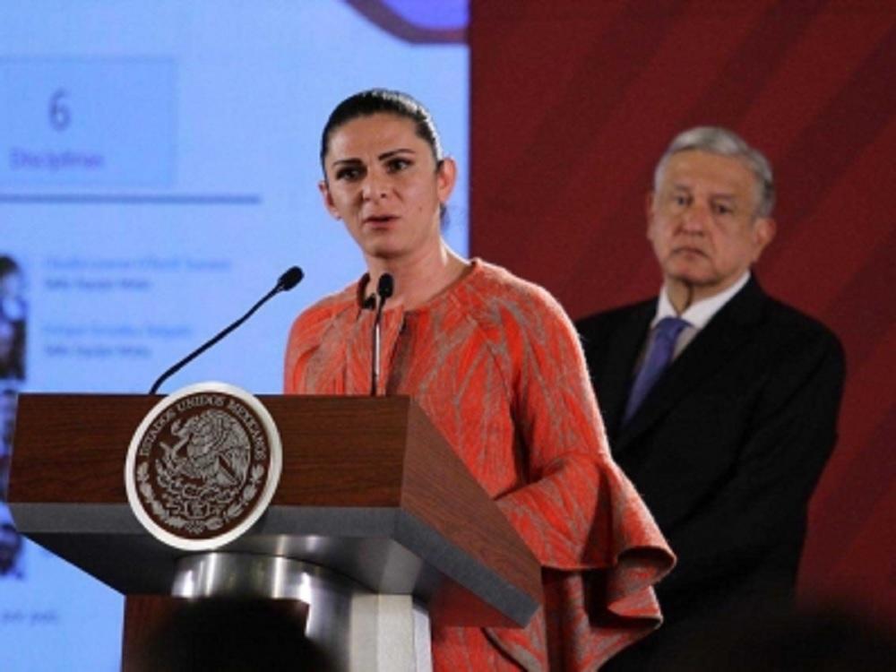 Gobierno incluye a entrenadores panamericanos en plan de becas