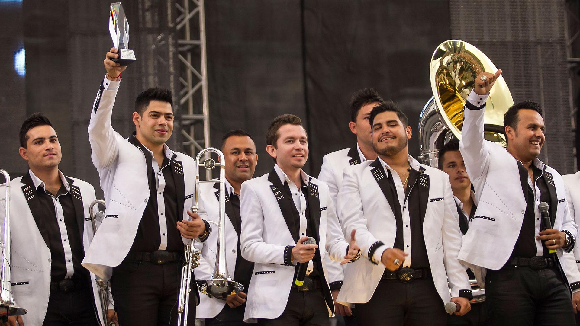 La banda La Adictiva confirmó su asistencia a los festejos del Grito de Independencia en Xalapa