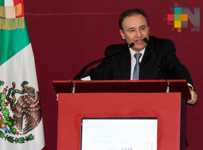 Ningún grupo criminal es más fuerte que el Estado: Alfonso Durazo
