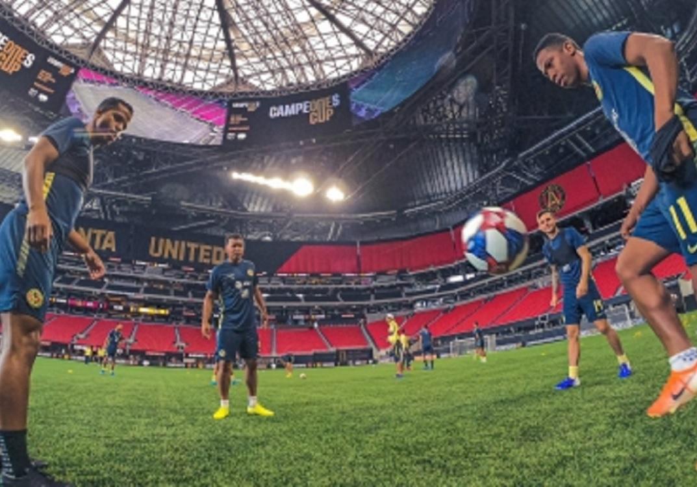 América va por la Campeones Cup ante el Atlanta United