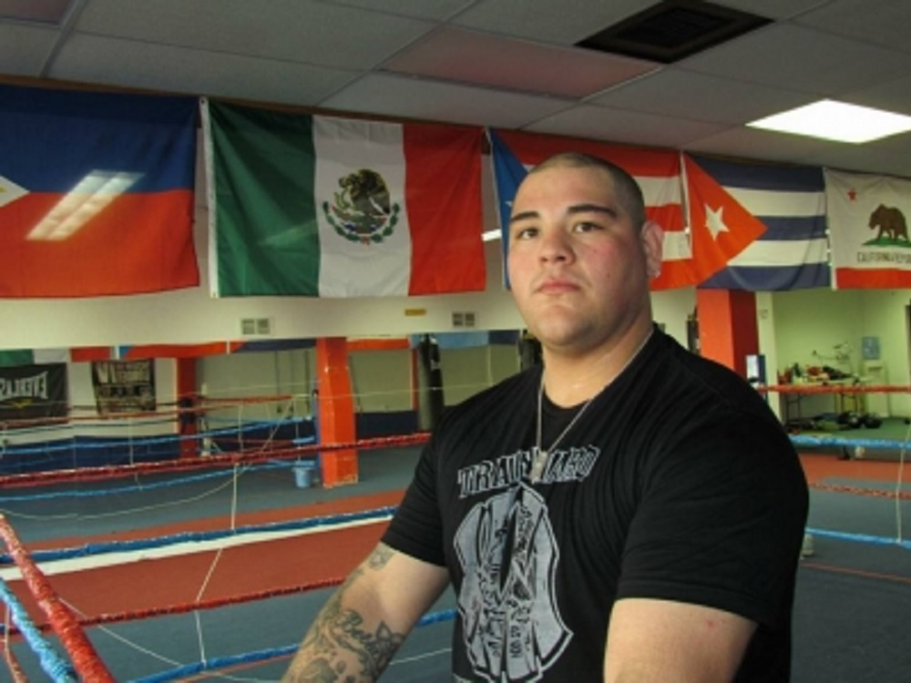 Andy Ruiz Jr. quiere revancha en Estados Unidos y no en Arabia Saudita