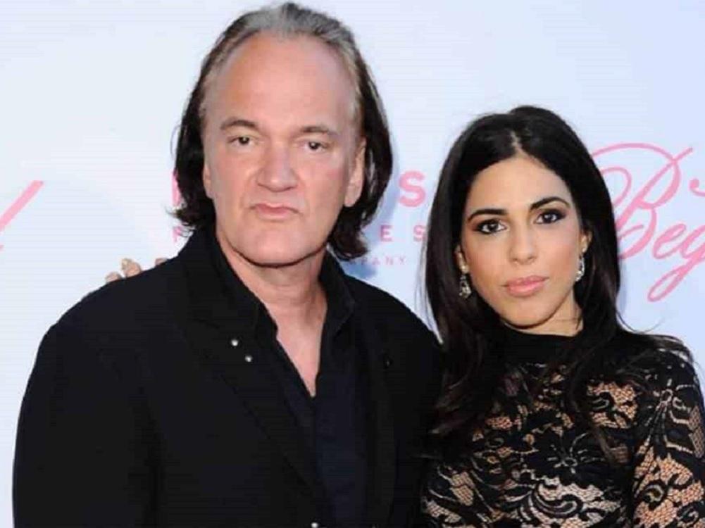 Anuncia Quentin Tarantino que será papá