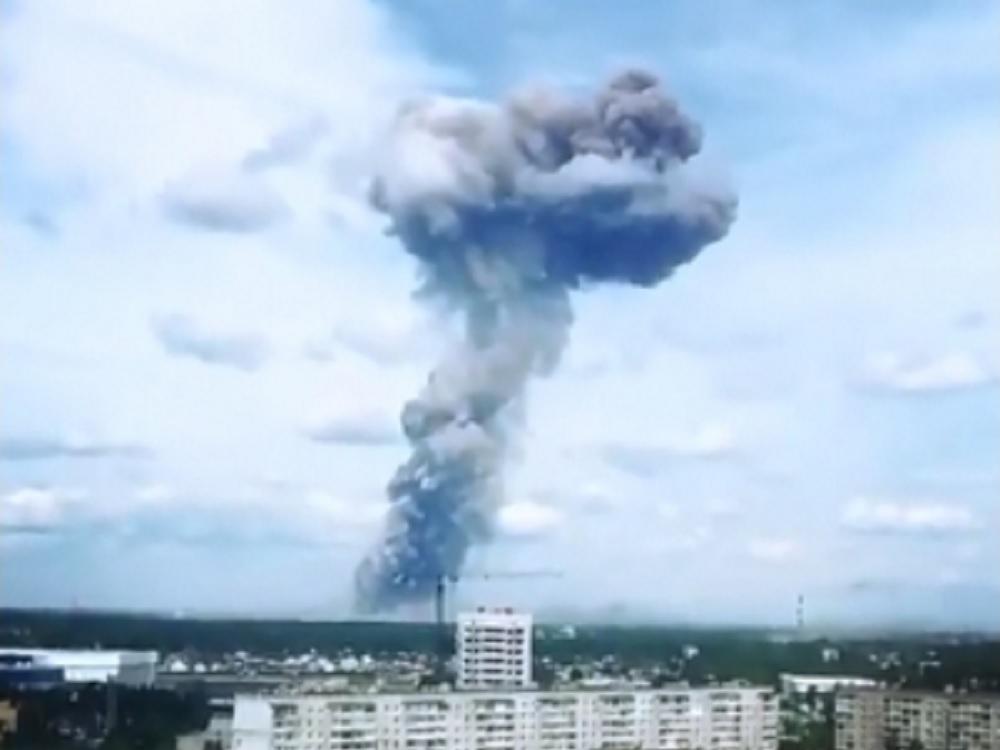 Aumenta radiación en ciudad rusa tras explosión de misil de crucero