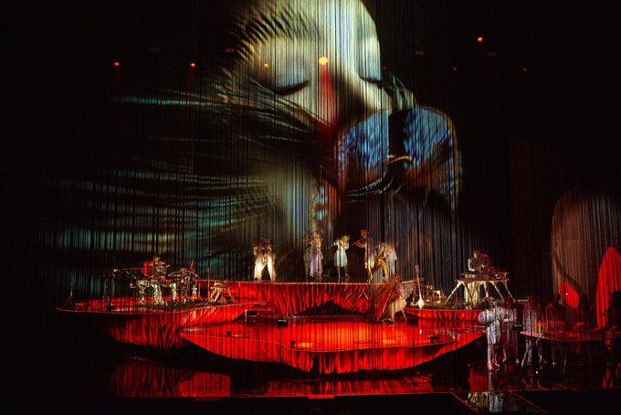 Björk instala su utopía en el Parque Bicentenario de la CDMX
