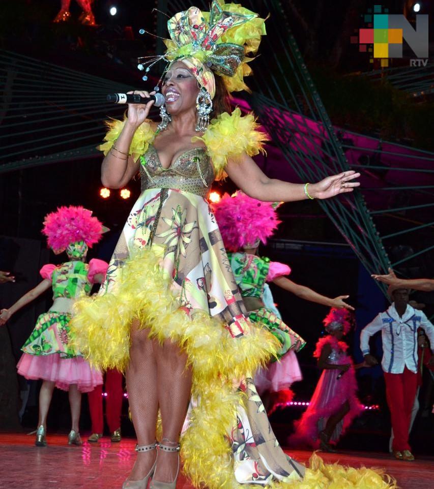 """Hoy en Veracruz el """"Cabaret Tropicana"""" de Cuba"""