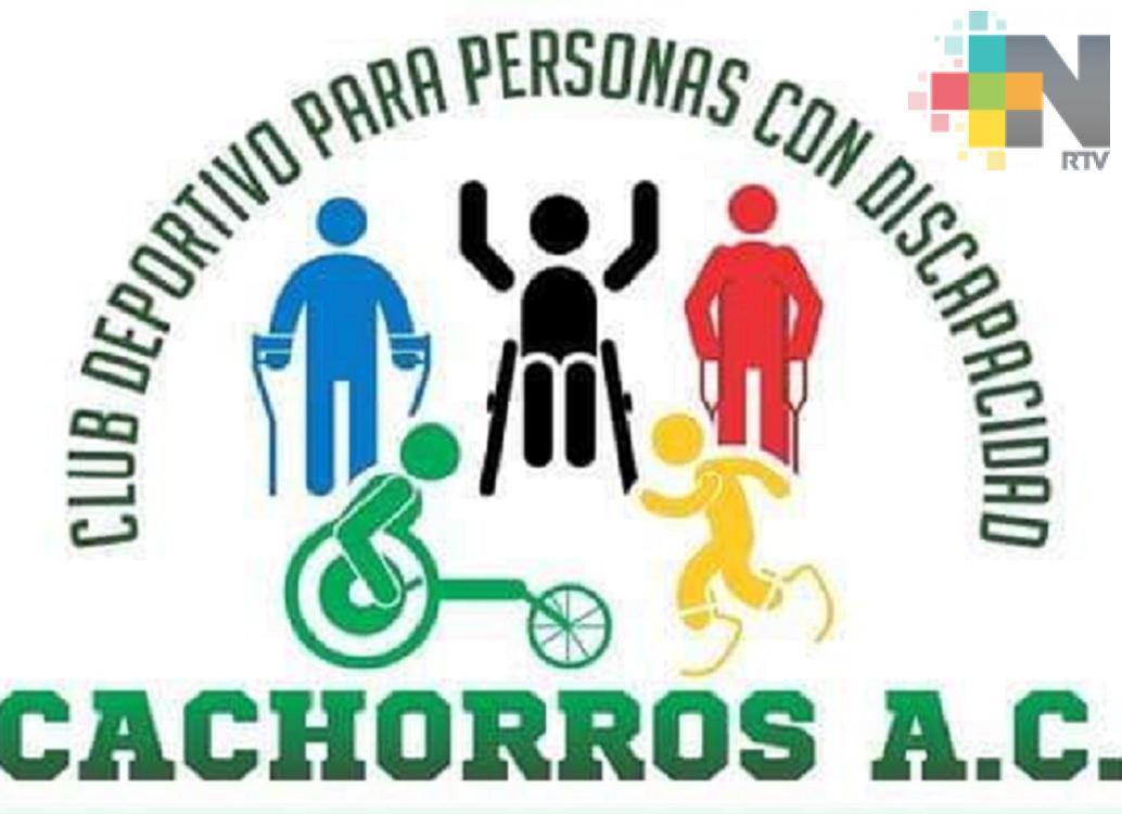 Cachorros A.C. de Acayucan verá actividad en la Paralimpiada estatal 2019