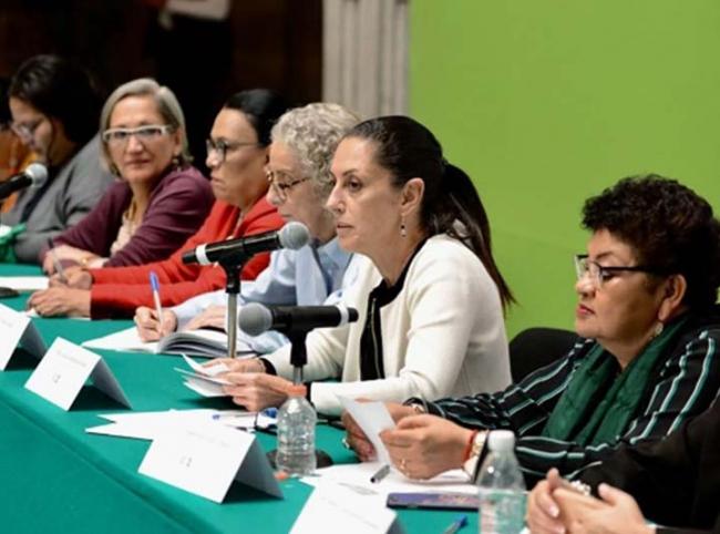 Trabajo conjunto, clave para acciones en pro de derechos de las mujeres