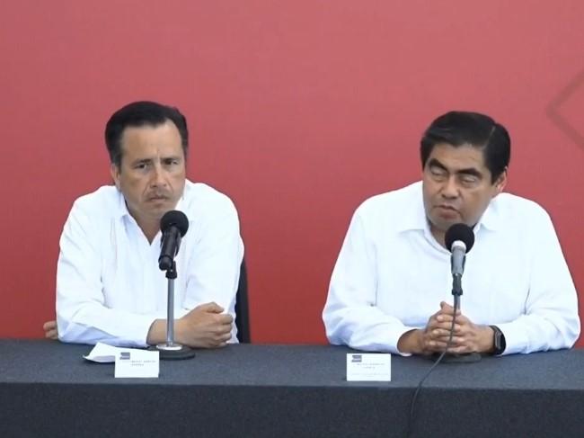 Desde el 1° de septiembre se realizarán operativos conjuntos de seguridad en zonas limítrofes, anunciaron los gobernadores de Puebla y Veracruz