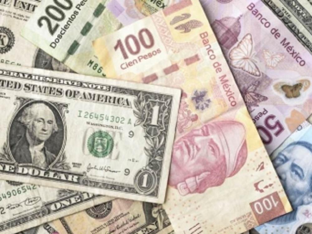 Dólar abre al alza, se vende hasta en 19.87 pesos en bancos