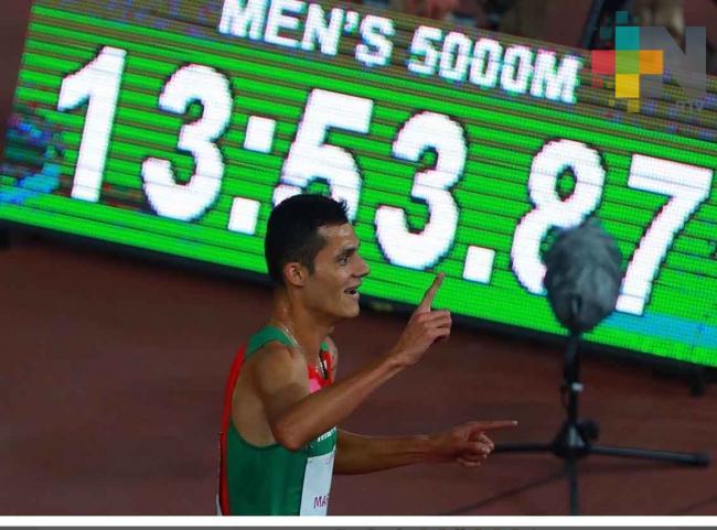 Daniel Martínez conquista Lima con medalla 22 de oro para México