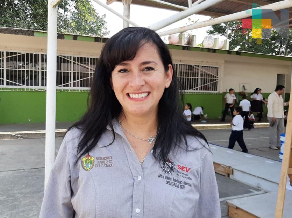 Frentes Fríos 3 y 4 afectaron cuatro escuelas de Los Tuxtlas: SEV