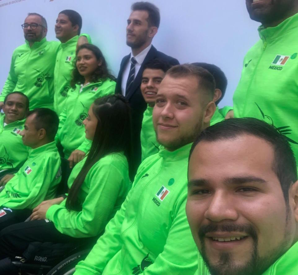 Una bonita responsabilidad el representar a México: Diego López