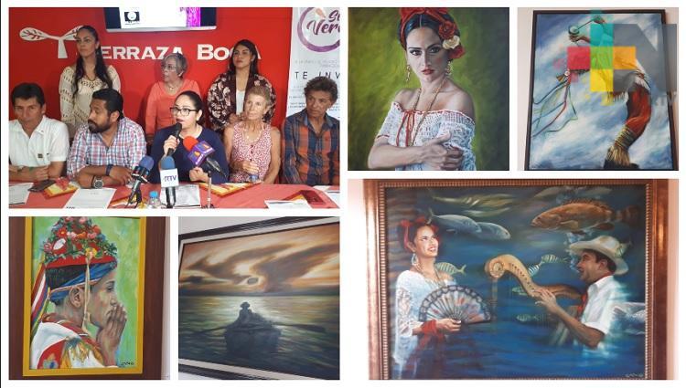 En Boca del Río realizarán muestra colectiva de arte